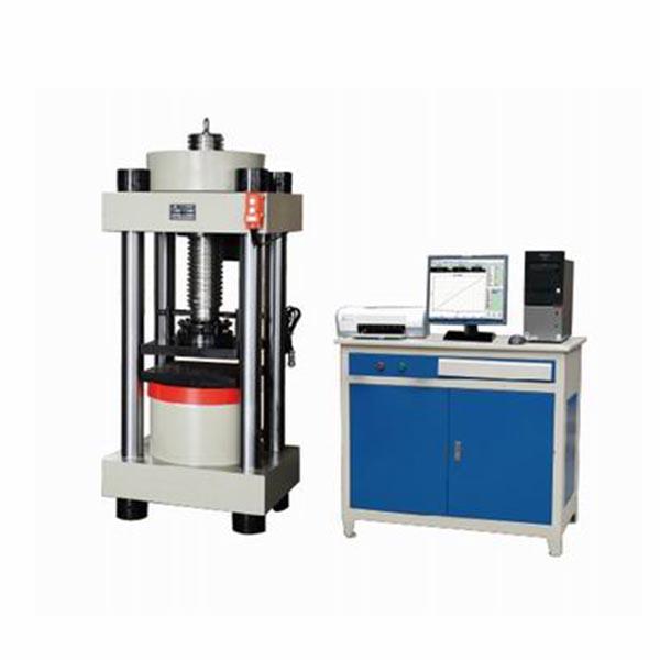 微机控制混凝土压力试验机
