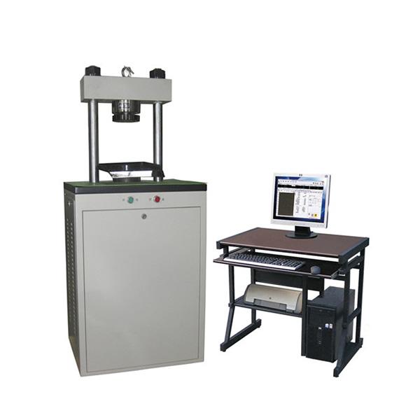 YAW-300E微机控制水泥抗压抗折一体机