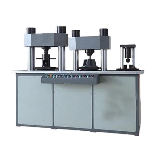 微机控制全自动三工位快速顶锻试验机