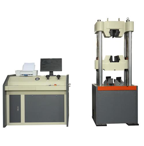 济南热卖WAW钳工锤压力试验机