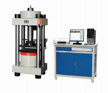 济南微机控制全自动压力试验机(抗压抗弯试验机)