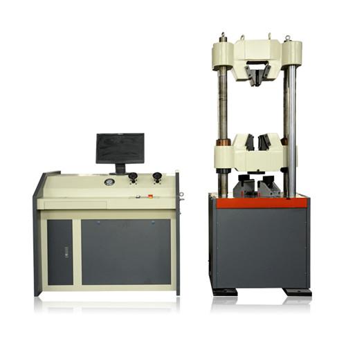 微机控制电液伺服构件压力试验机