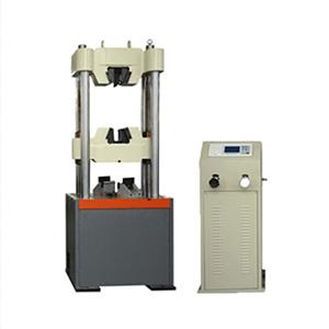 WE-1000B液晶显示液压万能试验机